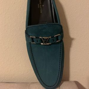 LV men's loafers